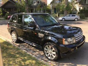 2008 Land Rover Range Rover Sport Supercharged- Priced to Sell!