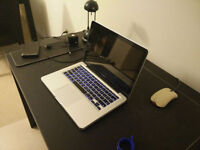 Macbook pro 2012 with upgraded 500 GB solid state drive