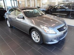 2013 Infiniti G37x Luxury, Accident Free