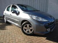 Peugeot 207 1.4 HDI Sport, Diesel, 5 Door, Very Low Miles for Year and Superb Diesel Economy