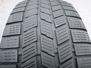 1 used 265/55/19 PIRELLI Scorpion Ice & Snow winter tire