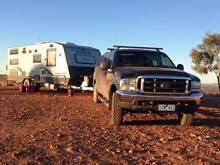 FOR LEASE: Caravan with optional Ford F250 truck Sandringham Bayside Area Preview