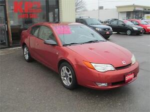2003 SATURN ION ! WOW ONLY 65 KM'S ! LIKE NEW ! A MUST SEE
