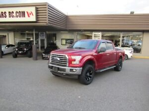 2017 Ford F-150 SUPERCREW - 5.0L V8 - 4X4