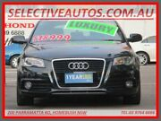 2011 Audi A3 8P MY11 Sportback 1.8 TFSI Ambition Black 7 Speed Auto Direct Shift Hatchback Homebush Strathfield Area Preview