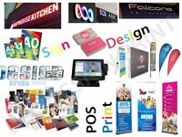 Leaflet,Flyers,Brochures,Cards,Banners,Chicken & Restaurant Menu,Window & Wall Graphics,POS Software