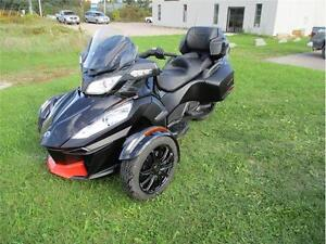 2016 Can Am Spyder RT S Special Series