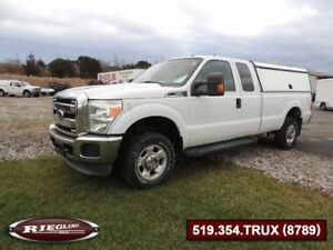 2011 Ford F-250 XLT SD Ext Tradesman