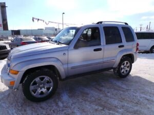 2006 Jeep Liberty Limited For Sale Edmonton