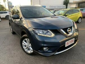 2014 Nissan X-Trail T32 ST-L X-tronic 2WD Blue 7 Speed Constant Variable Wagon Springwood Logan Area Preview