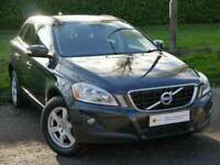 ★IDEAL FAMILY 4X4★★(09) Volvo XC60 2.4 D5 SE AWD 5dr *£0 DEPOSIT FINANCE** LEATHER**FREE AA WARRANTY