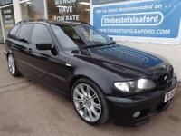 BMW 330 3.0TD 2998cc auto 2004 d Sport Touring Full S/H P/X Swap