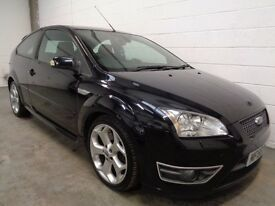 FORD FOCUS ST2 , 2006/56 REG , ONLY 62000 MILES + HISTORY , YEARS MOT , FINANCE AVAILABLE, WARRANTY