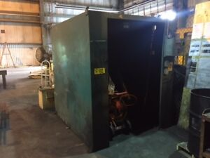 Grinding / Welding Booth or Use as a STORAGE SHED