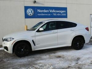 2015 BMW X6 xDRIVE35i - M SPORT PKG - NAV / HEATED LEATHER / S