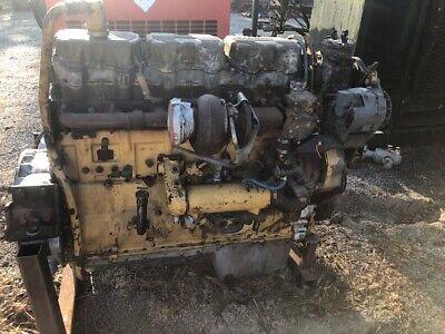 Caterpillar 3406e Diesel Engine