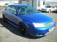 FORD MONDEO 3.0 ST220 5d 226 BHP (blue) 2006