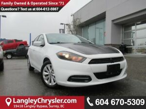 2014 Dodge Dart SXT <B>*ACCIDENT FREE*LOW KMS*8.4 TOUCHSCREEN...