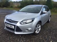 63 Reg FORD FOCUS 1.6 TDCI Econetic Stop/Start 'Mint Condition'