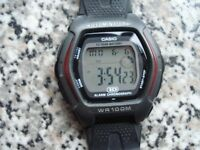 Retro Casio Watch,