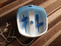 Visiq Bubble Foot Massager £15 ONO Vanessa 07855218339