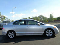 2006 Honda Civic SPORT-SUNROOF--5 SPEED--EXCELLENT SHAPE IN/OUT