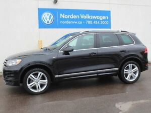 2014 Volkswagen Touareg 3.0 TDI EXECLINE R-LINE - FULLY LOADED