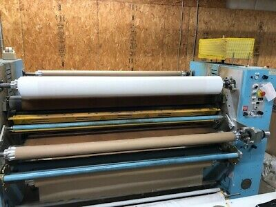 Practix Ok-12 Rotary Transfer Printer 66 Inch Drum