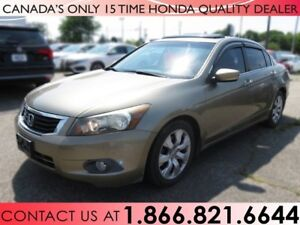 2008 Honda Accord Sdn EX-L | NO ACCIDENTS | LOW PRICE
