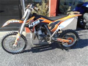 2013 KTM SX 85 Full Service Included!