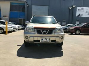 2002 Nissan X-Trail T30 ST (4x4) Gold 4 Speed Automatic Wagon