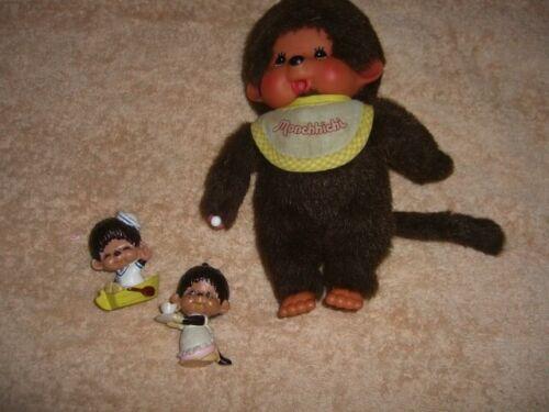 Monchhichi Plush Doll