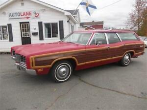 1970 Ford Country Squire Wagon 429 Big Block Fun Car