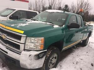 2007 Chevrolet Silverado 2500 HD 8Ft. Box