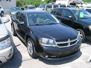 2008 Avenger AWD Limited $0 Down- $2500 Cash Back - $9k