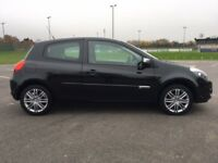 Renault Clio 1200 Dynaminique nav Tom Tom 3 door petrol manual