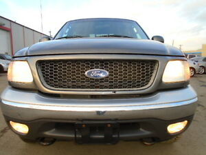 2002 Ford F-150 SuperCrew XLT--WITH REMOTE CAR STARTER