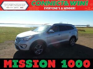 2013 Hyundai Santa Fe GLS - Front Wheel Drive - Loaded!!