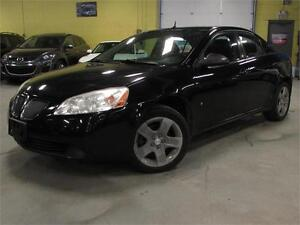 2008 Pontiac G6 Automatic with Sunroof and power oprions