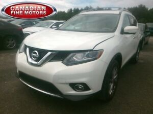 2014 Nissan Rogue NAVI/CAM/LEATHER ROOF