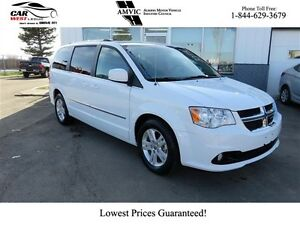2016 Dodge Grand Caravan LEATHER | NAVIGATION | DUAL DVD | POWER