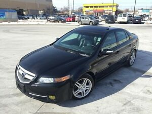 2007 ACURA TL *LEATHER,SUNROOF,EXCELLENT SHAPE,LOADED!!!*