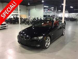 2007 BMW 335i Twin Turbo Convertible - Financing Available**
