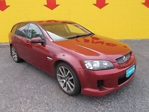 2008 Holden Commodore VE MY09 Omega Sportwagon Maroon 4 Speed Automatic Wagon Winnellie Darwin City Preview