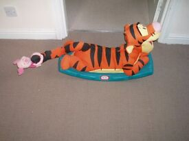 Little Tikes Disney Tigger and Piglet Rocker in very good condition for sale.