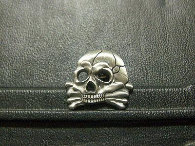 Pin Husaren Totenkopf Neu - 2,5 x 2,5 cm