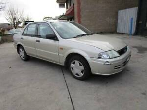 Ford Laser 2001 automatic air/con great little get around Newton Campbelltown Area Preview