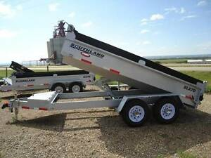 14' Dump Trailer for RENT or HIRE