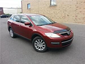2007 Mazda CX-9 GT AWD A/C MAGS TOIT 7P NEGO