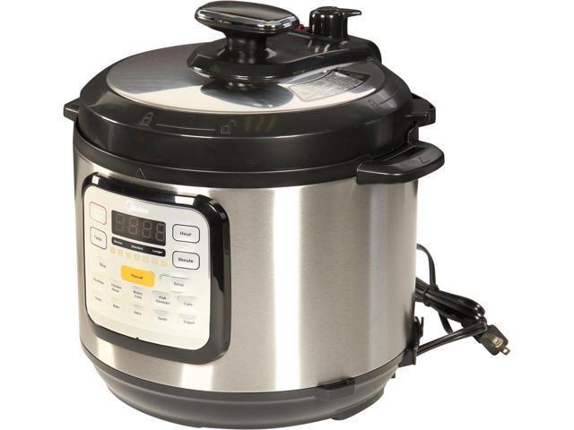 Midea 6 Qt. 7-in-1 Programmable Electric Pressure Cooker